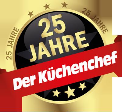 25 Jahre Küchenchef